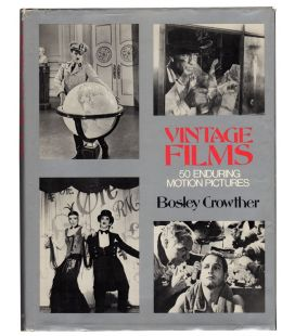 Vintage Films - Book used in english