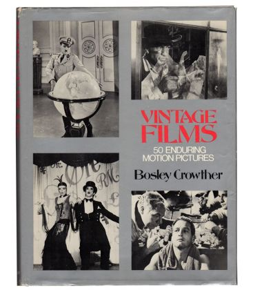 vintage films ancien livre en anglais cin ma passion. Black Bedroom Furniture Sets. Home Design Ideas