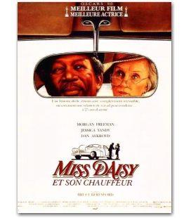 """Miss Daisy et son chauffeur - 47"""" x 63"""""""