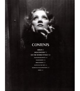 Marlene Dietrich - Book used in english