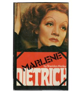 Marlène Dietrich - Ancien livre usagé en anglais