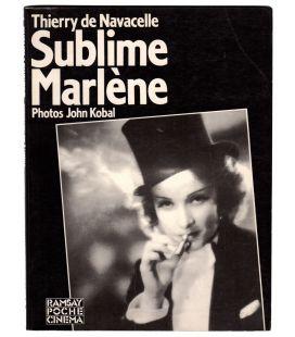 Marlène Dietrich - Sublime Marlène - Livre en français