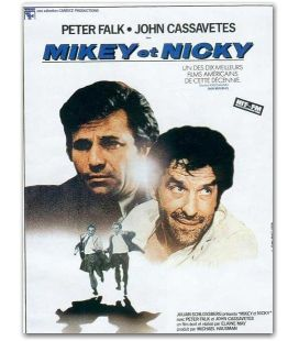 """Mikey and Nicky - 47"""" x 63"""""""