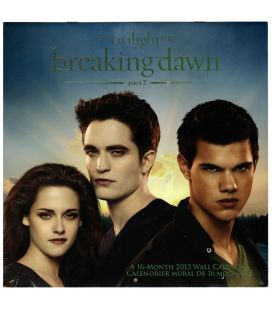 Twilight : Révélation - Calendrier 2013