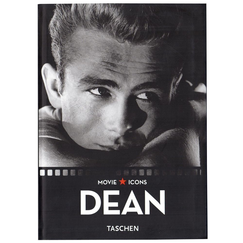 James Dean : Movie Icons - Book