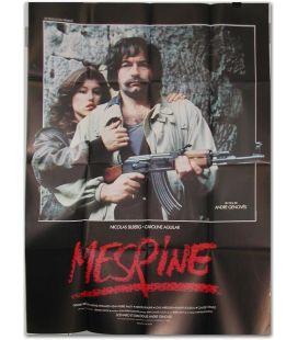 """Mesrine - 47"""" x 63"""""""