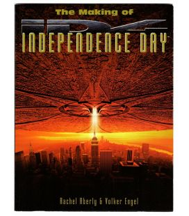 Independence Day - The Making of - Livre