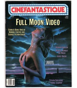 Cinefantastique - Juin 1995 - Magazine américain Spécial Full Moon Vidéo