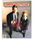 Cinefantastique - Juin 1998 - Magazine américain avec David Duchovny et Gillian Anderson