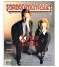 Cinefantastique Magazine - June 1998 - US Magazine with David Duchovny and Gillian Anderson