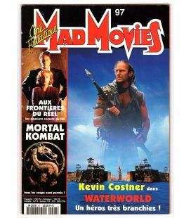 Mad Movies Magazine N°97 - September 1995 - French magazine with Kevin Costner