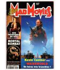 Mad Movies N°97 - Septembre 1995 - Magazine français avec Kevin Costner
