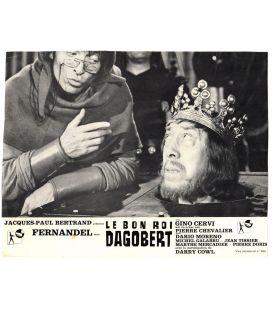 """Le bon roi Dagobert - Photo 10"""" x 8"""" avec Fernandel"""