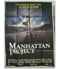 "The Manhattan Project - 47"" x 63"""