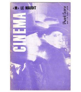 M le maudit - Magazine L'Avant-Scène N°39 - 15 juillet 1964