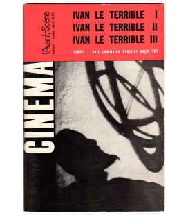 Ivan le terrible - Magazine L'Avant-Scène N°50 - Juillet 1965