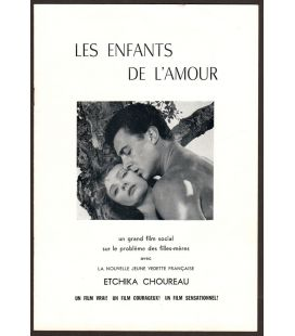 Children of Love - Vintage Booklet The Story of the movie