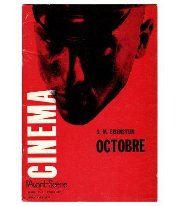 October - L'Avant-Scène Magazine N°74 - October 1967