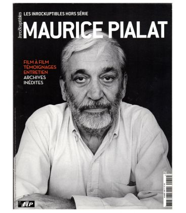 Les Inrockuptibles magazine Special Issue N°14 - French Magazine Special Maurice Pialat