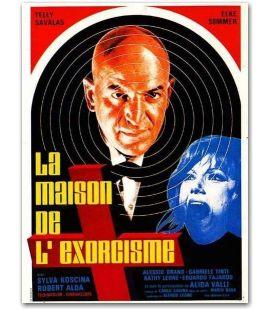 """La Maison de l'exorcisme - 47"""" x 63"""""""