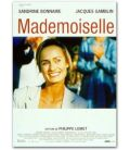 """Mademoiselle - 47"""" x 63"""""""