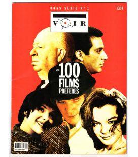 Voir Magazine Hors Serie N°1 - Nos 100 films préférés - 1992 French Canadian Magazine