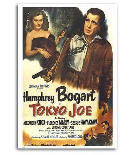 "Tokyo Joe - 27"" x 40"" - Affiche américaine"