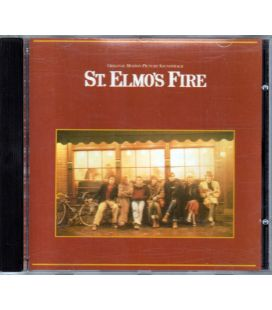 St Elmo's Fire - Trame sonore - CD