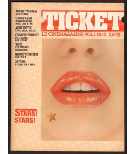 Ticket Magazine - April 1983