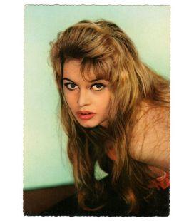 Brigitte Bardot - Vintage Postcard