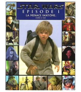 Star Wars: Episode I - The Phantom Menace - Book d'après le film