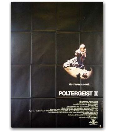 "Poltergeist II: The Other Side - 47"" x 63"""