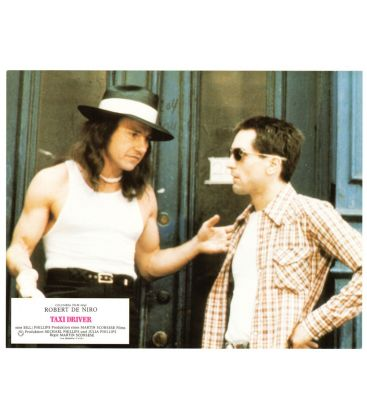 "Taxi Driver - Photo 10.5"" x 8.5"" avec Harvey Keitel"