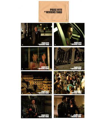 Pars vite et reviens tard - Pochette de 8 photos avec José Garcia