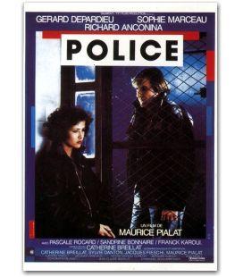 "Police - 47"" x 63"""