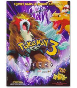 "Pokémon 3: The Movie - 47"" x 63"""