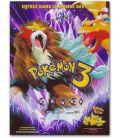 """Pokemon 3 - 47"""" x 63"""" - Affiche originale française"""