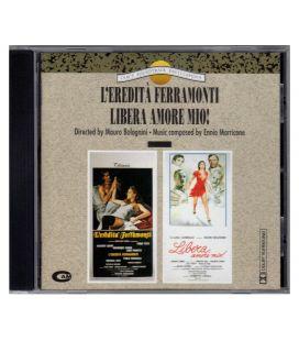 L'Héritage / Libera mon amour - Trame sonore - CD