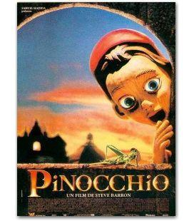 "Pinocchio - 16"" x 21"""