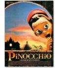 "Pinocchio - 47"" x 63"""