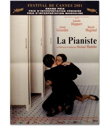 """La Pianiste - 16"""" x 21"""""""