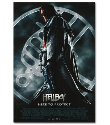 "Hellboy - 27"" x 40"" - Original US Poster"
