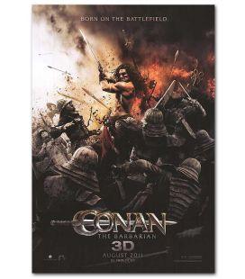 """Conan - 27"""" x 40"""" - Affiche originale américaine"""
