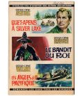 800 Leagues Over the Amazon : Star Cine Cosmos Magazine N°71 - June 1964