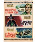 Tempête sur l'amazone : Star ciné cosmos N°71 - Juin 1964 - Ancien magazine français