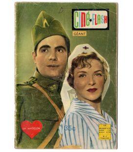 La Madelon : Cine Flash Magazine N°3 - March 1963
