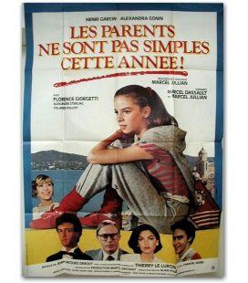 """Les Parents ne sont pas simples cette année - 47"""" x 63"""""""