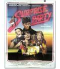 """Surprise party - 47"""" x 63"""""""