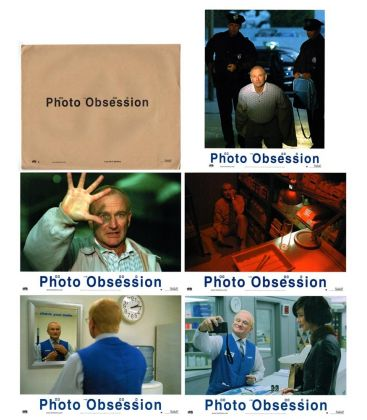 One Hour Photo - Set of 5 French Lobby Card