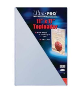 "Plastique de protection - 11"" x 17"" - Ultra-Pro"